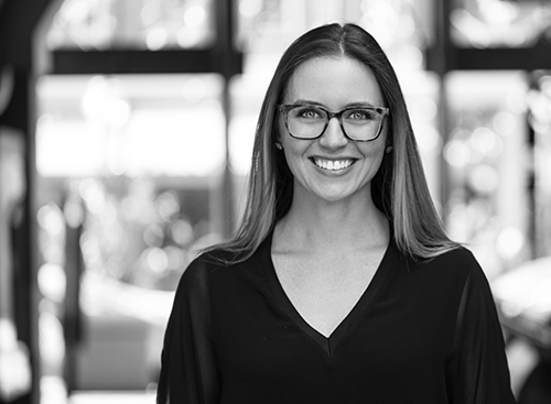 Kelly Jensen, Multimedia Director at SideCar Public Relations