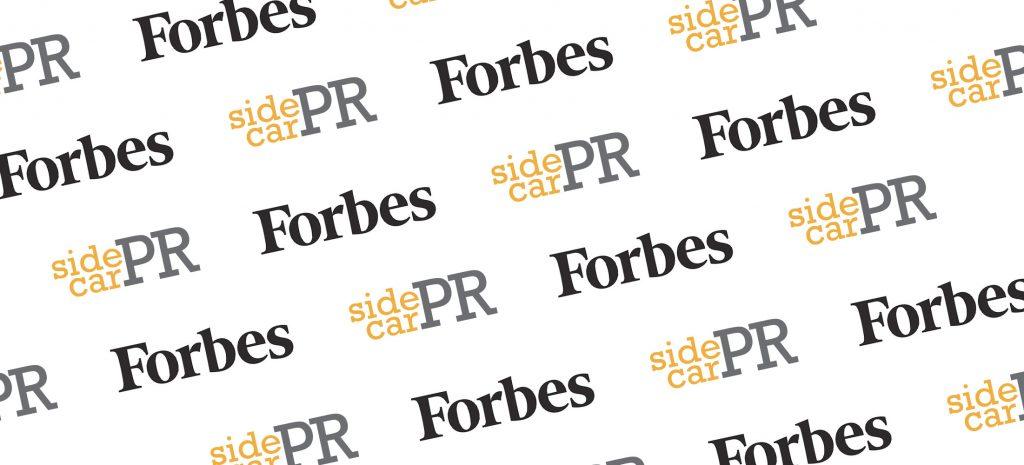 Forbes top PR agencies 2021