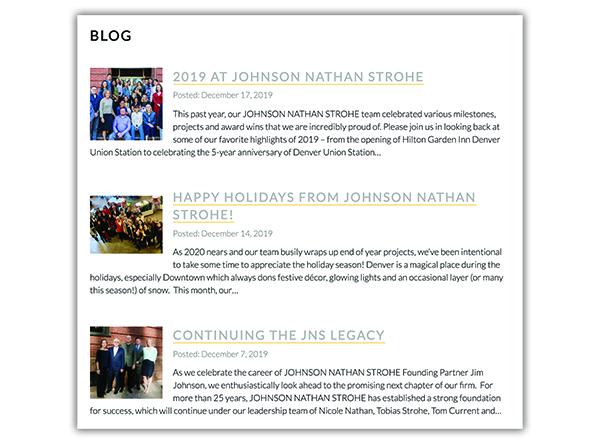 JNS blog by SideCar PR