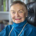 A portrait of Diana Crawford