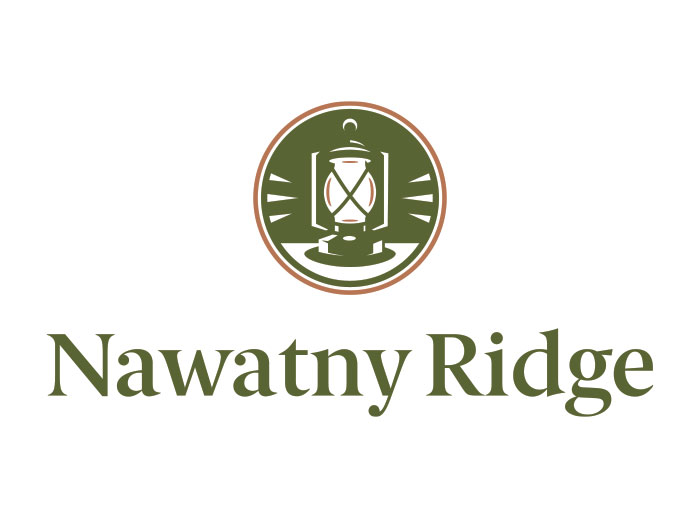 Graphic Design, logo treatments, Nawatny Ridge