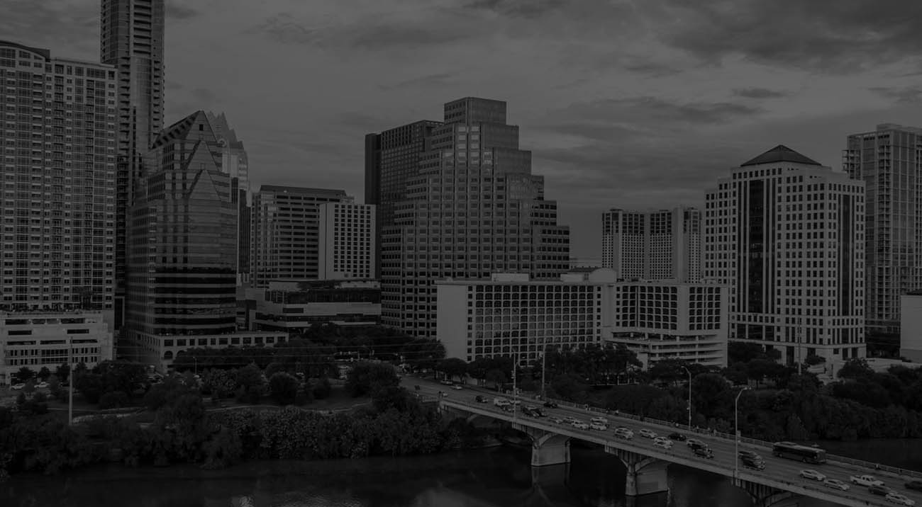 a view of downtown, Austin Texas