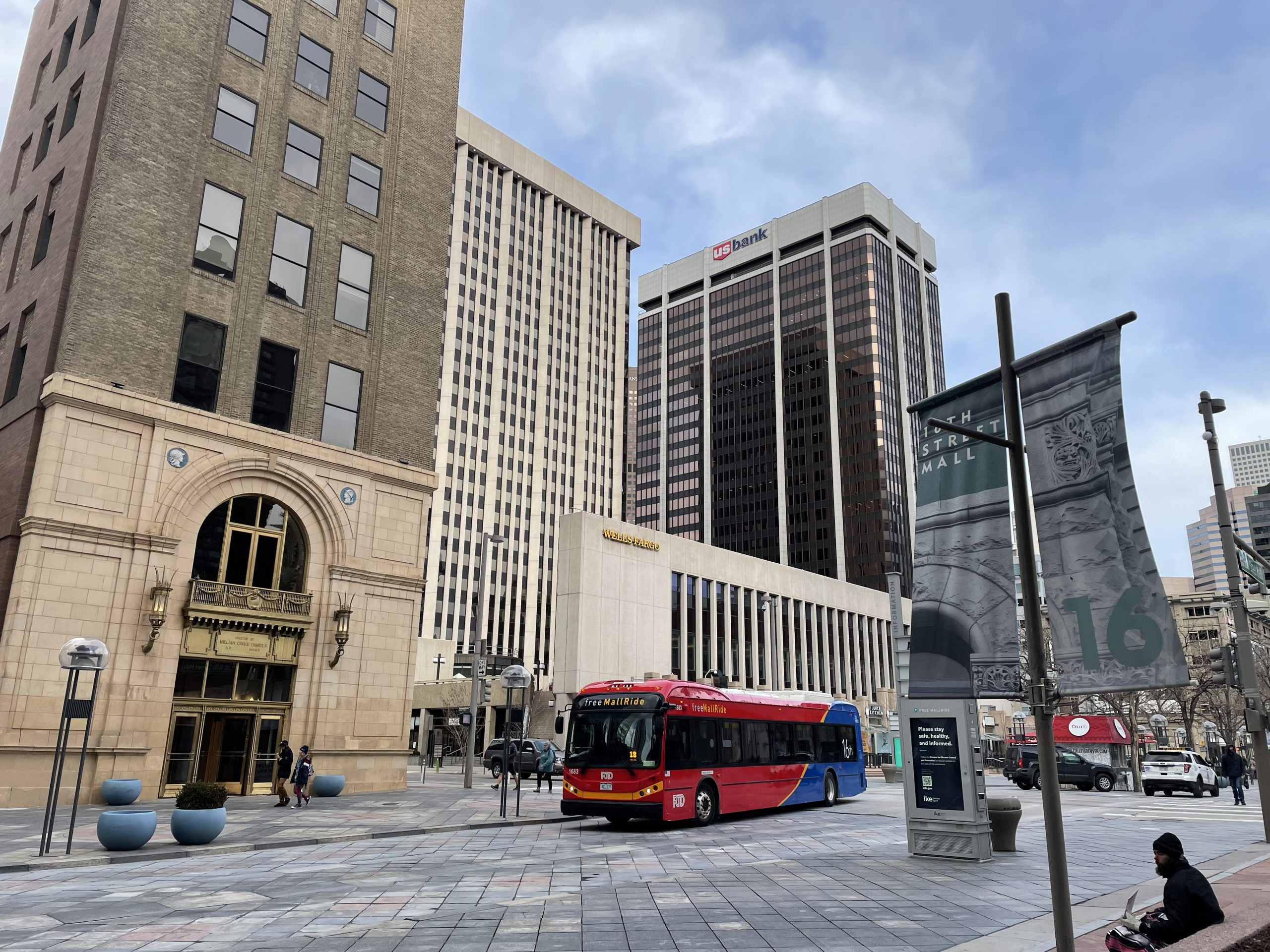 16th Street Mall Renovation Brings New Opportunities